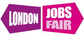 london jobs fair logo